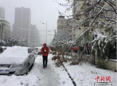 新一轮暴雪来袭!江苏多地幼儿园、中小学停课
